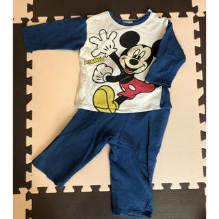 ディズニー(Disney)のミッキーパジャマ90(パジャマ)