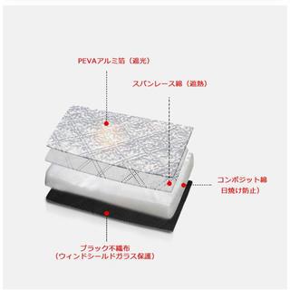 フロント保護カバー(自動車用チャイルドシートカバー)