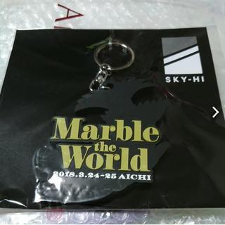 スカイハイ(SKYHi)のMarble the World  限定キーホルダー(キーホルダー)