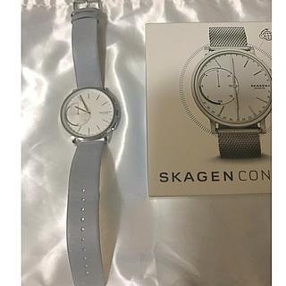 スカーゲン(SKAGEN)の【美品】スカーゲン  ハイブリッド(腕時計)