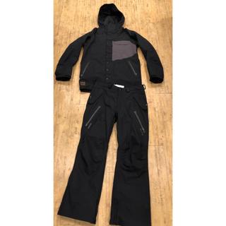 アナログクロージング(Analog Clothing)のANALOG スノーボードウエア メンズL-サイズ 中古品 送料無料(ウエア/装備)