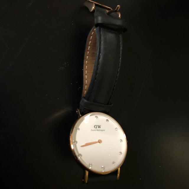 Daniel Wellington(ダニエルウェリントン)のダニエルウェリントン時計 レディースのファッション小物(腕時計)の商品写真