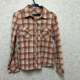 ココボンゴ(COCOBONGO)のチェックシャツ(シャツ/ブラウス(長袖/七分))