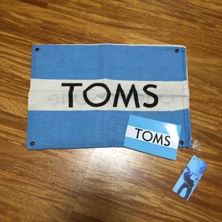 トムズ(TOMS)のTOMS シューズ袋(スニーカー)