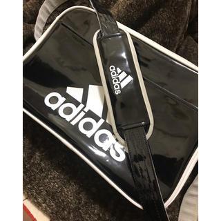 アディダス(adidas)のadidas エナメルバック(ショルダーバッグ)