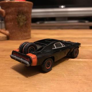 クライスラー(Chrysler)のワイスピ スカイミッション ドム ダッジチャージャー ミニカー(ミニカー)
