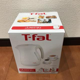 T-fal - 新品未使用 T-fal 電気ケトル