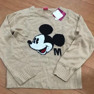 ディズニー(Disney)のミッキー ニット 160(ニット)
