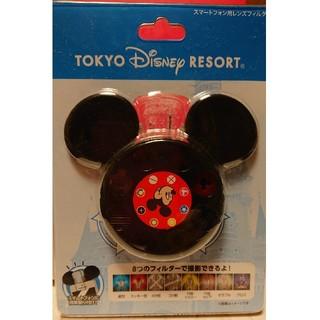 ディズニー(Disney)のディズニーリゾート スマートフォン用レンズフィルター(その他)
