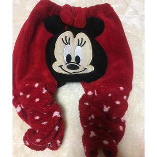 ディズニー(Disney)のミニーちゃんパンツ60〜70cm(パンツ)