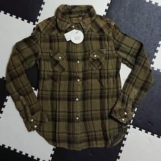 エムエスアール(MSR)のMSR  チェックシャツ(シャツ/ブラウス(長袖/七分))