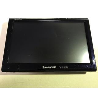 ゴリラ(gorilla)のpanasonic  ゴリラ CN-GL320D(カーナビ/カーテレビ)
