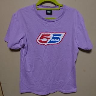 フィフティーファイブディーエスエル(55DSL)の55DSL Tシャツ サイズL(Tシャツ/カットソー(半袖/袖なし))