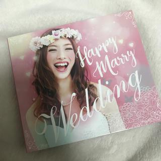 ディズニー(Disney)のHappy marry Wedding、Q indivi、美女と野獣、結婚式cd(ポップス/ロック(洋楽))