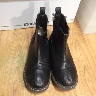 セダークレスト(CEDAR CREST)のセダークレストクレスト子供ブーツ★21センチ(ブーツ)