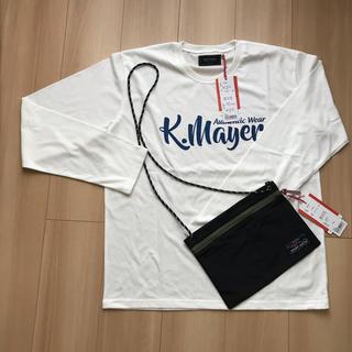 クリフメイヤー(KRIFF MAYER)のクリフメイヤー  長袖Tシャツ サイズXL サコッシュ(Tシャツ/カットソー(七分/長袖))