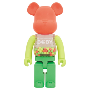 MY FIRST BE@RBRICK NEON  1000%