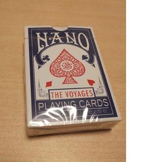 ナノユニバース(nano・universe)のナノ・ユニバース nano・universe  非売品 トランプ 未開封(その他)