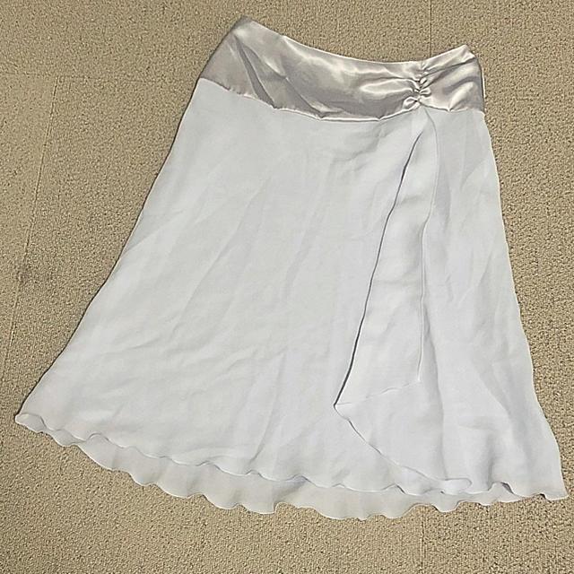 4℃(ヨンドシー)の4℃  フレア スカート レディースのスカート(ひざ丈スカート)の商品写真