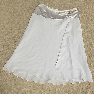ヨンドシー(4℃)の4℃  フレア スカート(ひざ丈スカート)