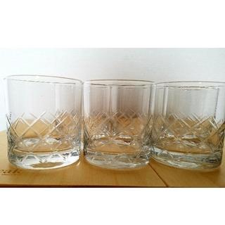 トウヨウササキガラス(東洋佐々木ガラス)のウイスキーグラス(オンザロック)/佐々木硝子,ニュードリア 6個セット(グラス/カップ)