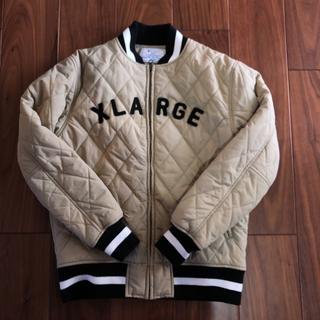エクストララージ(XLARGE)のXLARGE Champion コラボ ジャケット(ナイロンジャケット)