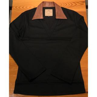 バックボーン(BACKBONE)のBACKBONE 初期カットソー タグ付き(Tシャツ/カットソー(七分/長袖))