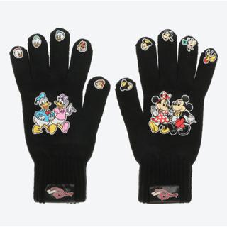ディズニー(Disney)の【年始SALE】ディズニーリゾート チームディズニー  手袋(手袋)