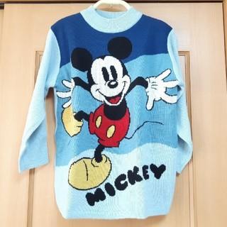 ディズニー(Disney)のミッキーセーター(ニット/セーター)