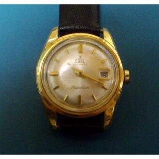 エベル(EBEL)のebel gold automatic germany(腕時計(アナログ))