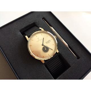 トリワ(TRIWA)のタイムsale!美品【TRIWA】トリワ ファルケン スモセコ 腕時計 38mm(腕時計(アナログ))