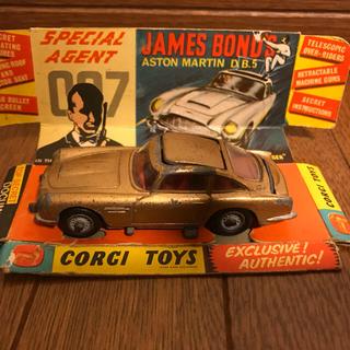 コーギ(CORGI)のコーギー  007  ボンドカー  ゴールドフィンガーより(ミニカー)