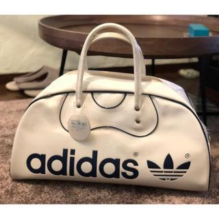アディダス(adidas)のレア!デットストック!!adidas エナメルスポーツバッグ(ボストンバッグ)