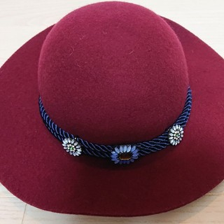 ザラ(ZARA)のZARA女優帽(ハット)