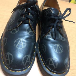 シュプリーム(Supreme)のドクターマーチン トリプルコラボ(ローファー/革靴)