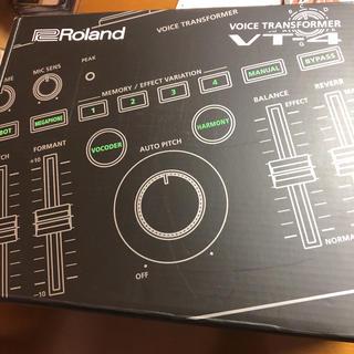 ローランド(Roland)のVT4 Roland ボイスチェンジャー ボーカルエフェクター(エフェクター)