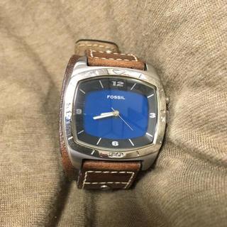 フォッシル(FOSSIL)のFOSSIL 男性用腕時計(腕時計(アナログ))