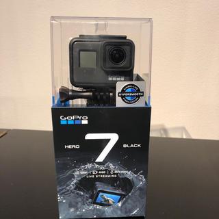 ゴープロ(GoPro)のGO Pro HERO7 BLACK(ウインタースポーツ)