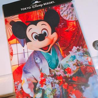 ディズニー(Disney)のポストカードセット(写真/ポストカード)