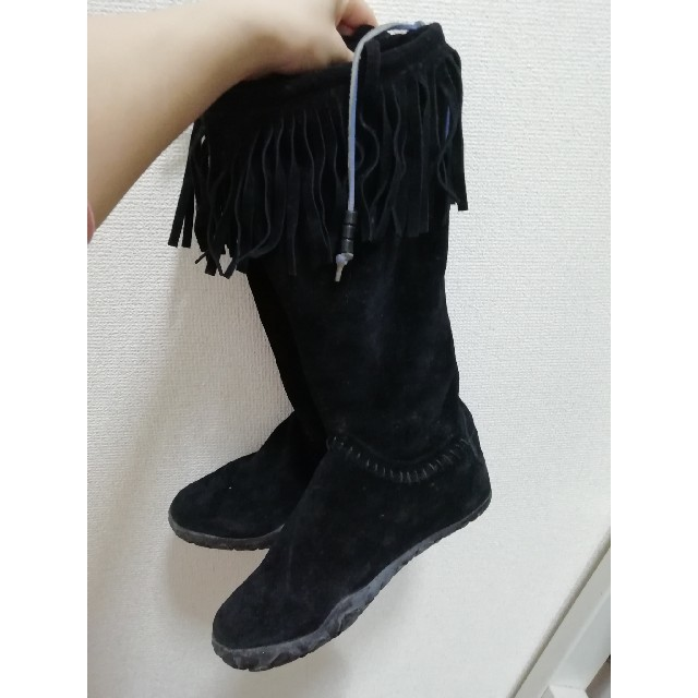 NIKE(ナイキ)のナイキ エアモック ブーツ レディースの靴/シューズ(ブーツ)の商品写真