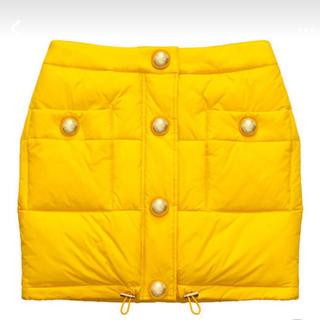 モスキーノ(MOSCHINO)の【大幅値下げ中】モスキーノ×H&M スカート(ミニスカート)