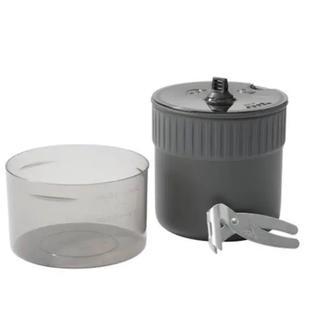 エムエスアール(MSR)のMSRトレイルミニデュオクックセット(調理器具)