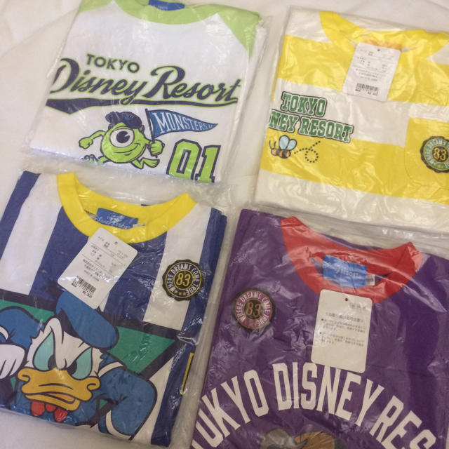 Disney(ディズニー)のみるくさま 週末限定販売‼️大量出品🎁❤️15日発送✨ キッズ/ベビー/マタニティのキッズ服 男の子用(90cm~)(Tシャツ/カットソー)の商品写真