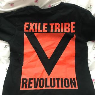 エグザイル トライブ(EXILE TRIBE)のEXILE TRIBE tシャツ(Tシャツ(半袖/袖なし))