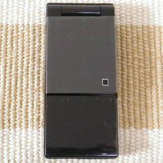 エヌティティドコモ(NTTdocomo)の未使用♪ ドコモ SH906iTV ブラック [SSH01-961](携帯電話本体)