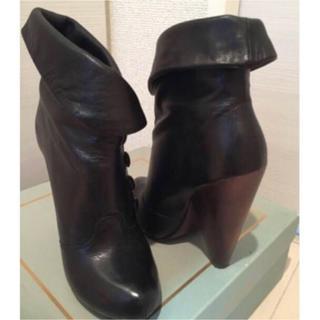 アッシュ(ASH)の【5万】アッシュ ショートブーツ 36 (23cm)(ブーツ)