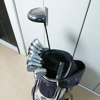 ツアーステージ(TOURSTAGE)のこれからゴルフを始める方必見!お手頃ゴルフクラブセット!(クラブ)