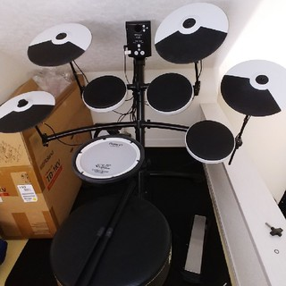 ローランド(Roland)のmii様専用  Roland TD-1KV(電子ドラム)