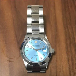 スイスミリタリー(SWISS MILITARY)のswiss military  HANOWA (美品)スイスミリタリー(腕時計(アナログ))