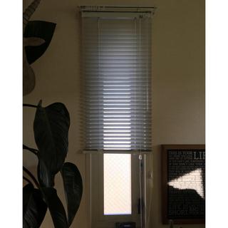 小窓用ブラインド タチカワ 白(ブラインド)